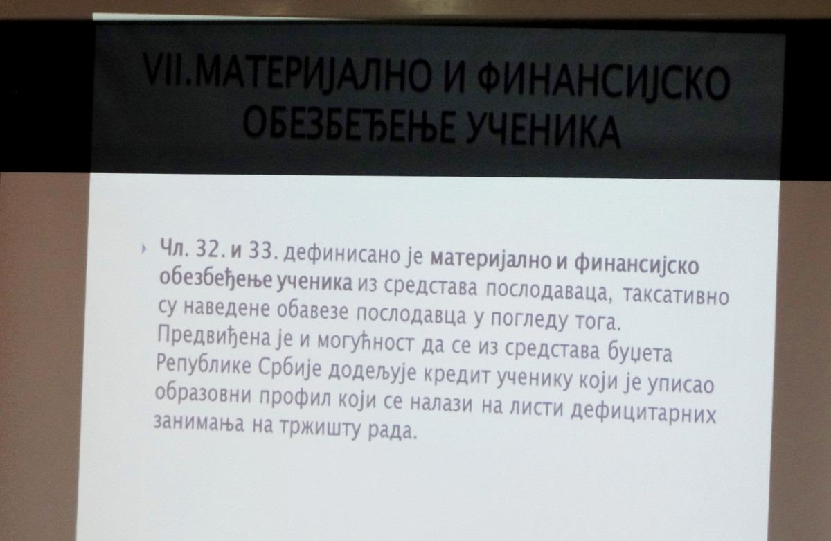 Foto: Bojana Tamindžija