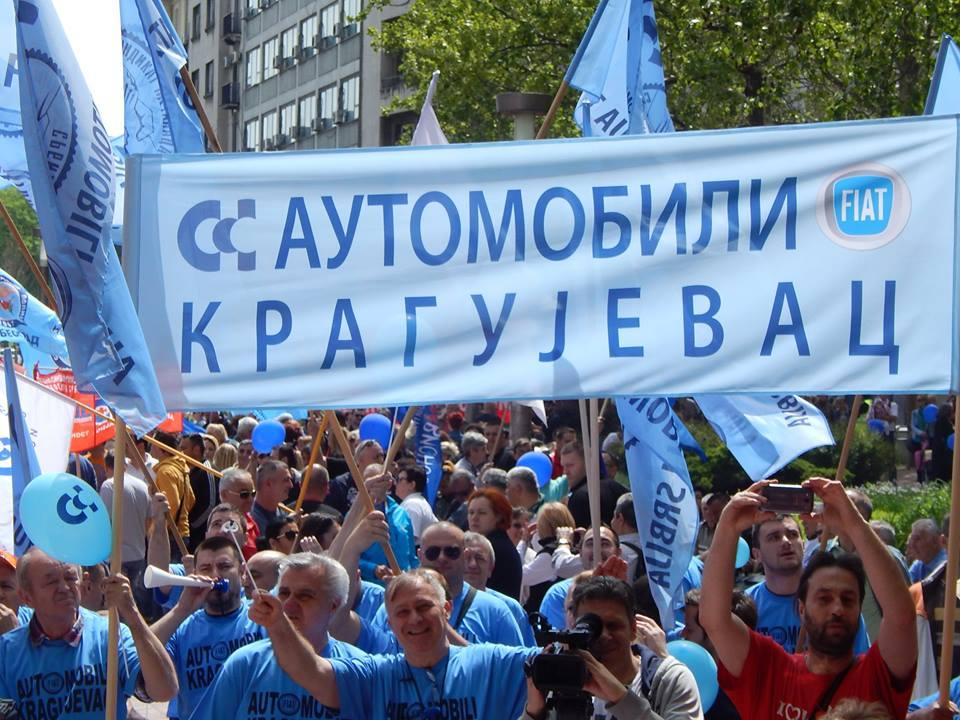 Foto: Samostalni sindikat FAS / Facebook