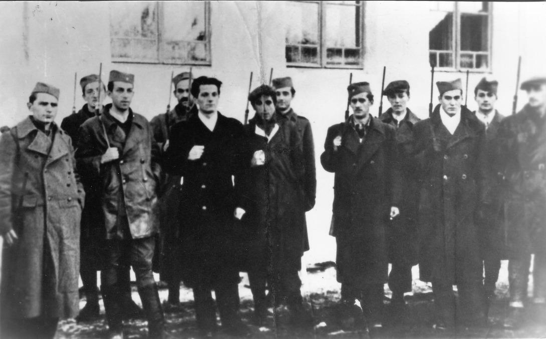 Kulturna četa u Užicu 1941. godine