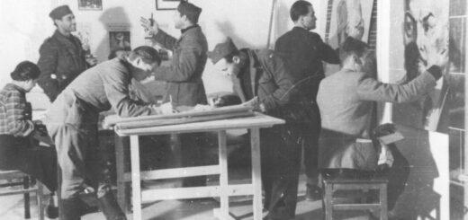 kulturno-umetnički odsek ZAVNOH-a 1943. godine