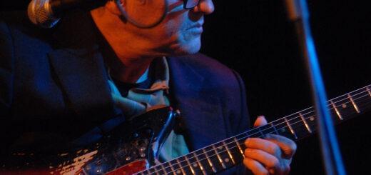 Mark Ribot; Foto: Stanislav Milojković / Beogradski džez festival