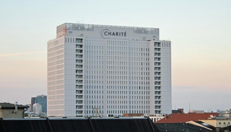 Glavna zgrada Univerzitetske bolnice u Berlinu; Izvor: Wikipedia