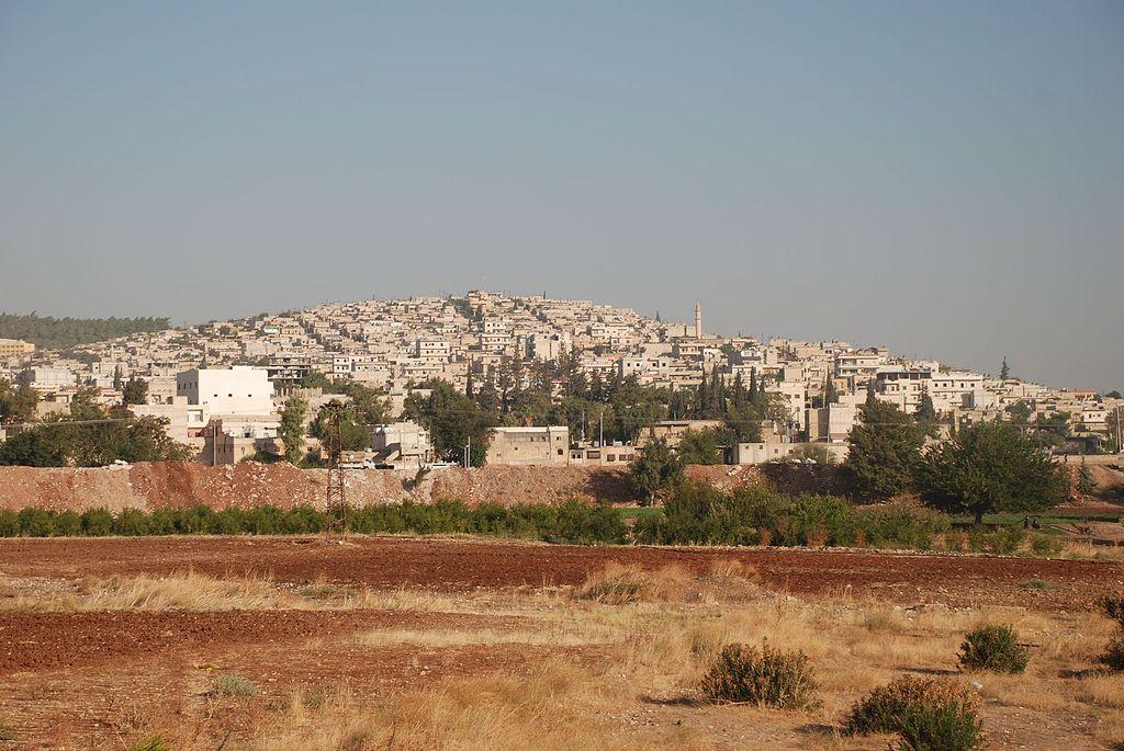 Pogled na grad Afrin; Foto: bertramz / Flickr