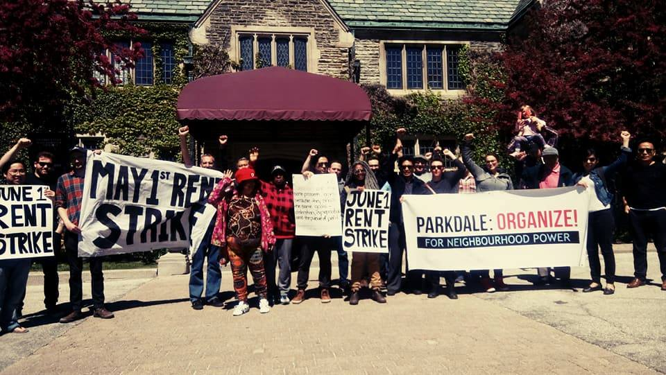 Foto: Parkdale Organize / Facebook