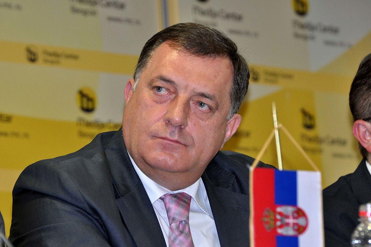 Milorad Dodik; Foto: Medija centar Beograd