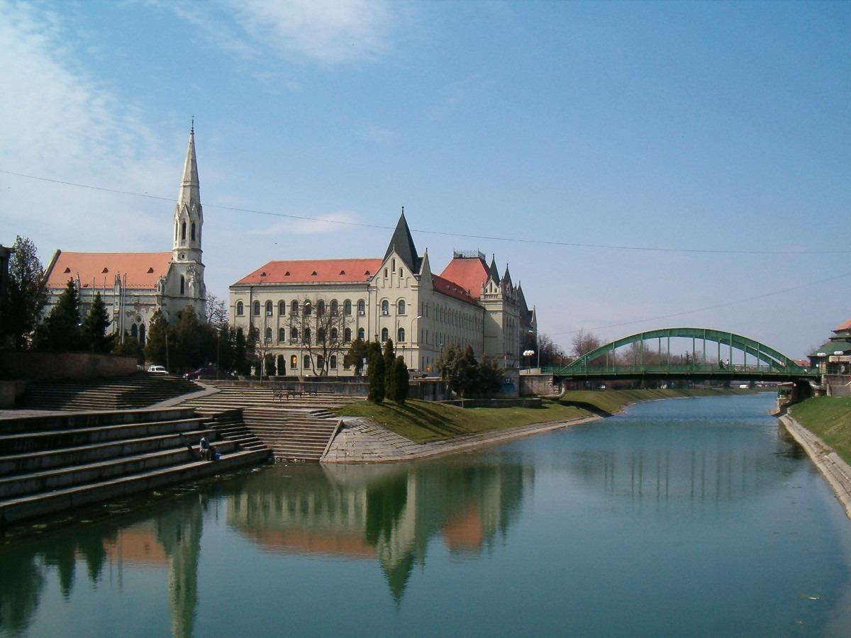 Zrenjanin; Foto: alexzr88 /  Wikipedia