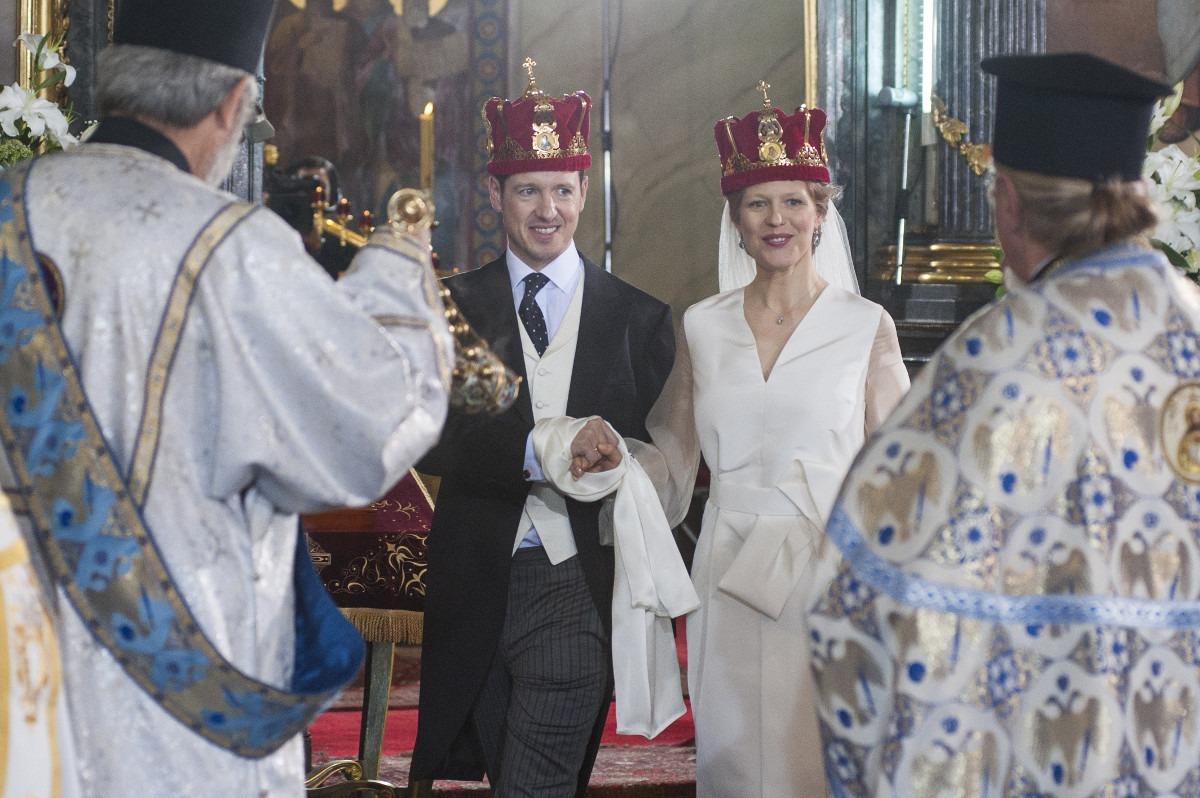 Venčanje Filip Karađorđevića i Danice Marinković; Foto: Nemanja Pančić / Kamerades