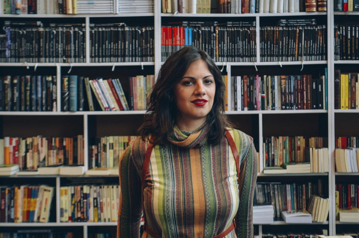 Milica Kravić; Foto: Nađa Tatar