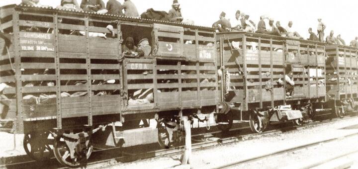Deportacija Jermena tokom Genocida