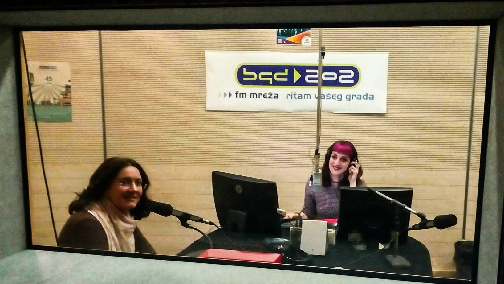 Foto: Radio Beograd 202 / Facebook