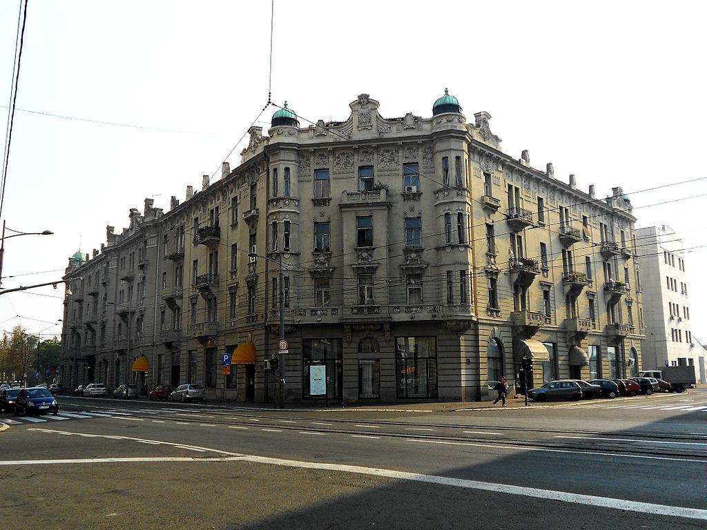Hotel Bristol; Foto: NMedjedov / Wikimedia Commons