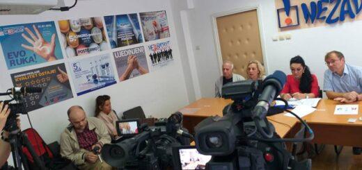 Foto: Unija SPRS Beograd / Facebook