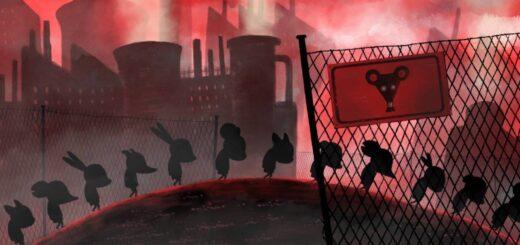 Insert iz filma Birdboy: The Forgotten Children