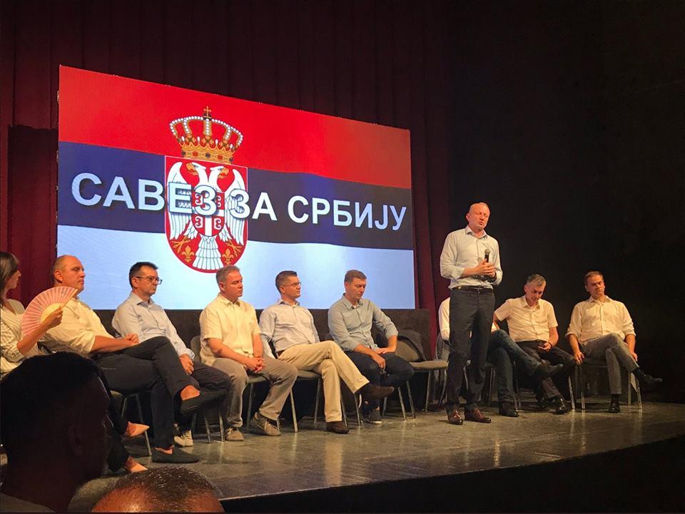 Foto: Pokret levica Srbije / Facebook