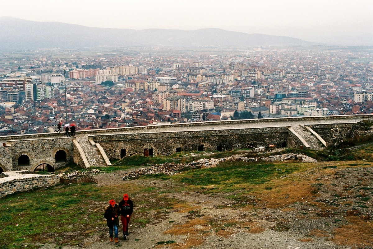 Pogled na Prizren; Foto: Marko Miletić