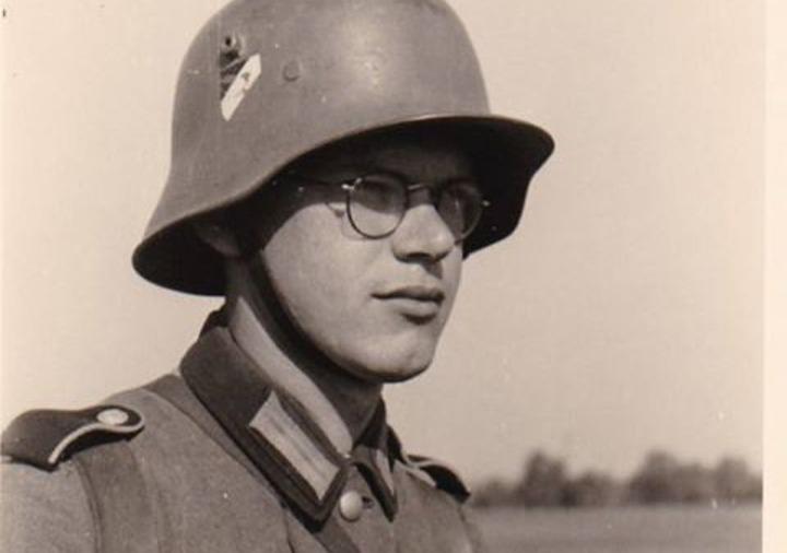 Vojnik Luis Marer