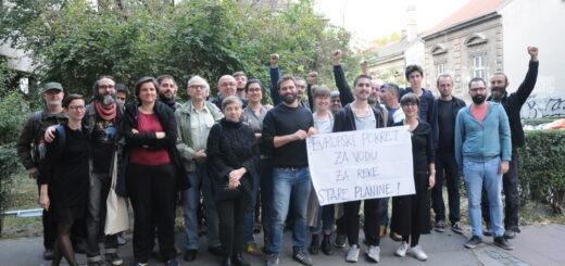 Foto: Evropski pokret za vode