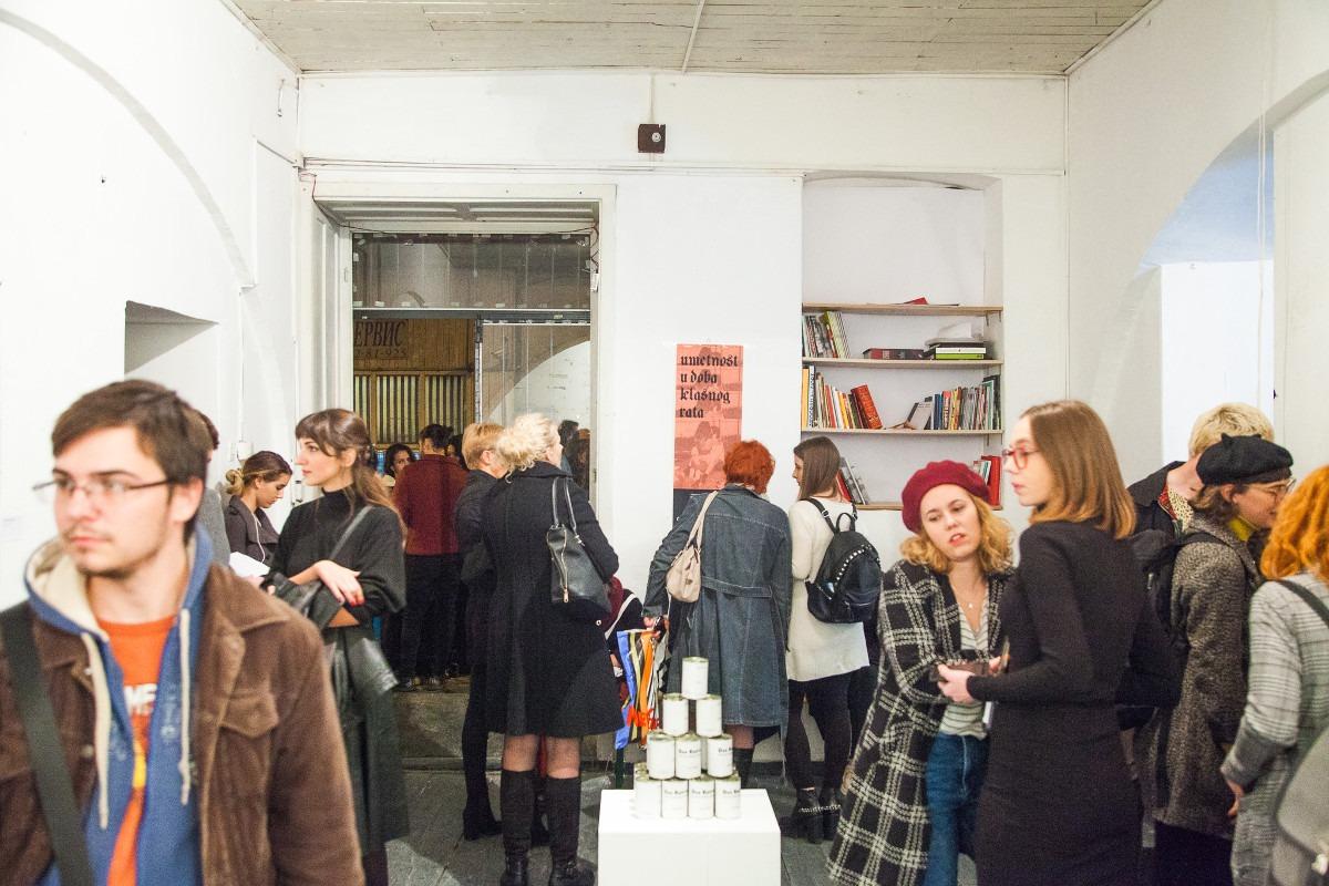 Foto: Luka Knežević Strika / Ostavinska galerija