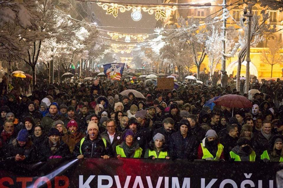 Foto: Savez za Srbiju / Facebook