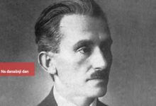 Na današnji dan poginuo je Dimitrije Ljotić