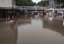"""U jučerašnjoj poplavi ugrožen Dom kulture """"Studentski grad"""""""