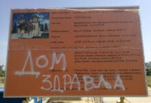 Stanari naselja Stepa Stepanović još jednom sprečili izgradnju crkve