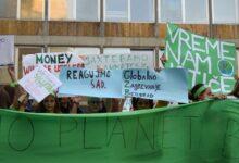 Klimatski marš održan i u Beogradu