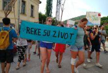 Meštani i aktivisti se bore protiv izgradnje MHE u selu Topli Do
