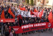 Na današnji dan održana antifašistička šetnja u Novom sadu