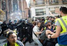Francuska: stotine hiljada ljudi na ulicama, štrajk se nastavlja