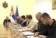 Potpisan sporazum u vladi kojim je završen štrajk u Pošti Srbije