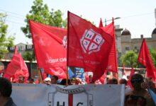 Održan štrajk upozorenja radnika i radnica Kliničkog centra Srbije