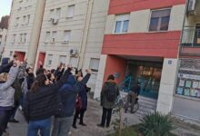 Brzom solidarnom akcijom policija sprečena da interveniše protiv aktivista Krova nad glavom