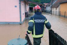 Zbog poplava uvedena vanredna situacija u većem broju opština u Srbiji