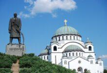 U jeku epidemije, umesto u bolnice, Vlada Srbije donira milione za Hram Svetog Save