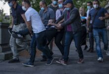 Prvi pik prvog talasa protesta u Srbiji
