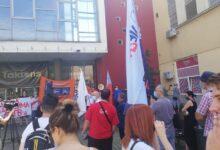 Protest u Novom Sadu zbog otpuštanja na Radio-televiziji Vojvodine