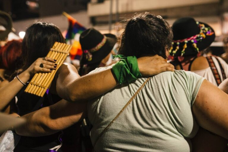 Foto: Campaña Nacional por el Derecho al Aborto Legal, Seguro y Gratuito / Facebook