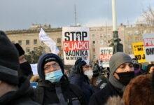 Hiljade ljudi podržalo frilensere. Pregovori sa Vladom najavljeni za ponedeljak