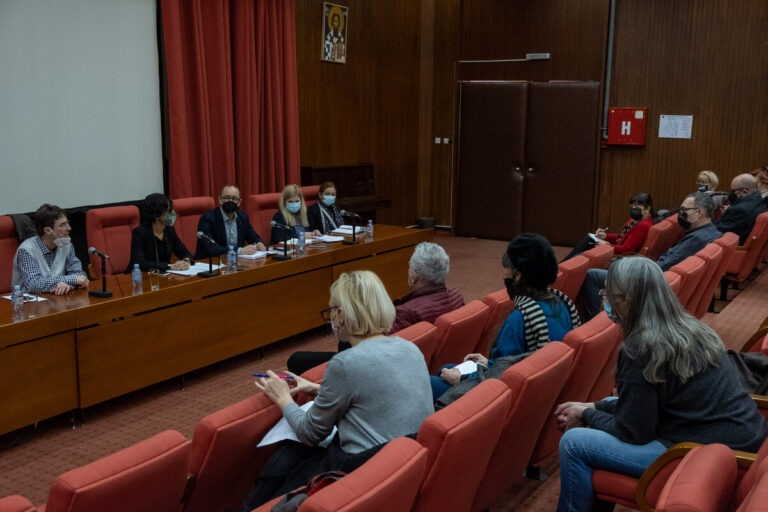 Rasprava u NBS. Foto: Luka Knežević-Strika
