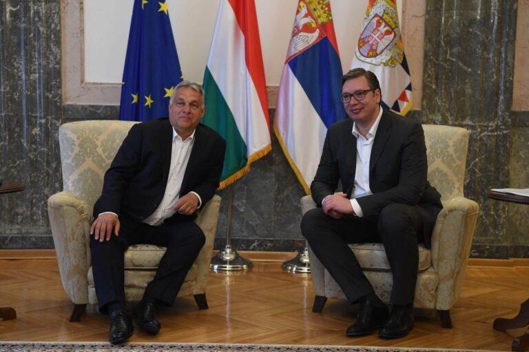 Foto: Predsedništvo Srbije / Dimitrije Goll