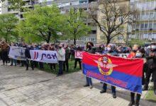 Štrajk železničara: ako pregovori sa Vladom ne urode plodom železničari će da nastave protestne i štrajkačke aktivnosti
