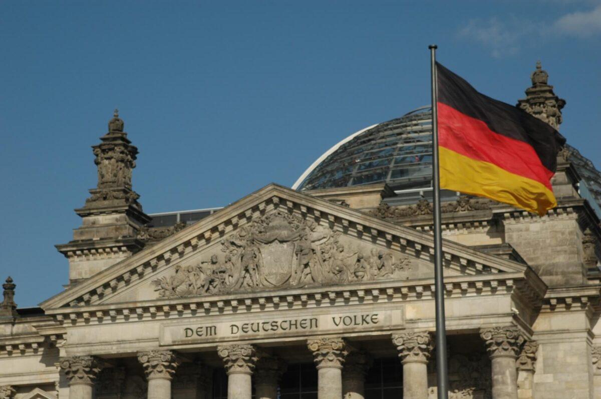 Nemački parlament, Bundestag